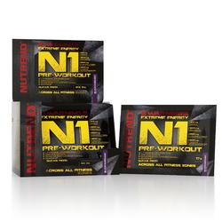 Эн 1/N1 Nutrend, пакет 17г №10