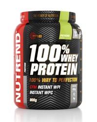 100% Вей Протеин/100% WHEY PROTEIN Nutrend, банка 900г