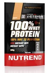 100% Вей Протеин/100% WHEY PROTEIN Nutrend,500г