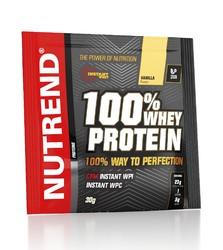 100% Вей Протеин/100% WHEY PROTEIN Nutrend 30 г №1