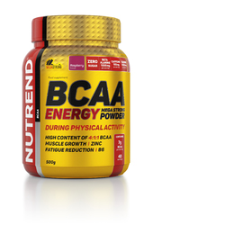 БЦАА энерджи мега стронг/BCAA ENERGY MEGA STRONG Nutrend, пор.500г.
