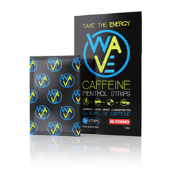 WAVE CAFFEINE MENTHOL STRIPS 1,4г №5