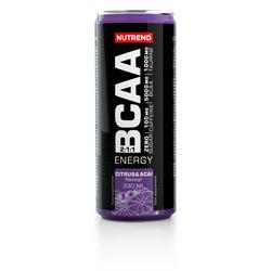 БЦАА Энерджи 330мл/BCAA ENERGY 330ml Nutrend