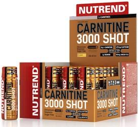 Карнитин 3000 Шот/Carnitine 3000 Shot Nutrend, 60мл №20 фл