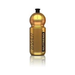 Фляжка Нутренд (байк) Nutrend, 500мл золотой металлик